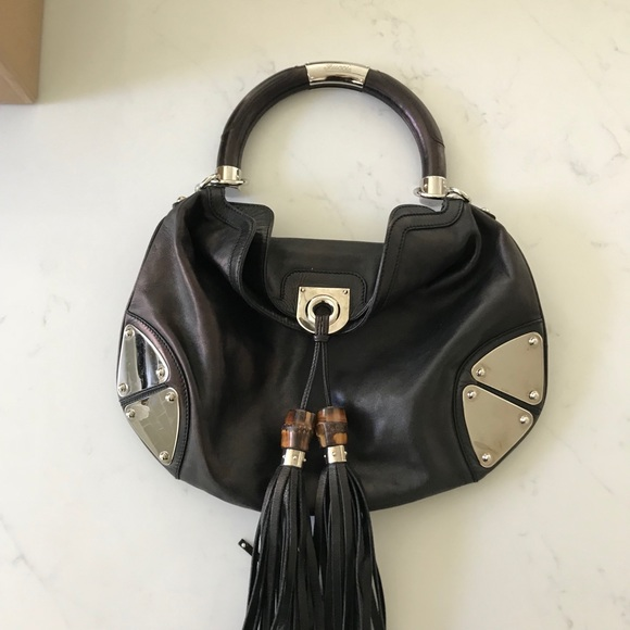 be281641323 Gucci Handbags - GUCCI INDY BAG